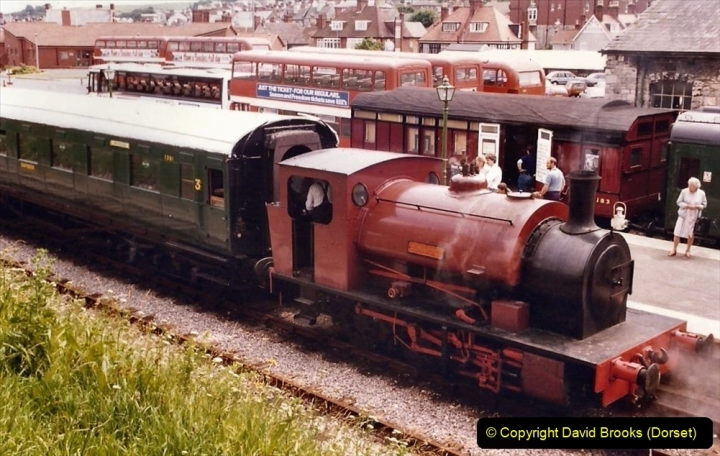 Various dates. (78) The Swanage Railway, Swanage, Dorset. 164