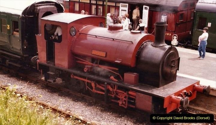 Various dates. (79) The Swanage Railway, Swanage, Dorset. 165