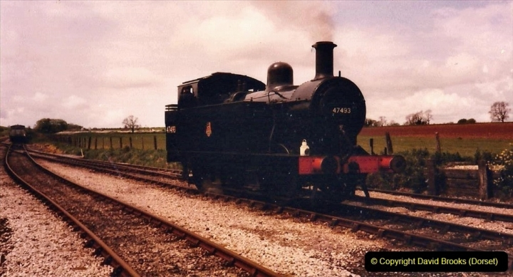 Various dates. (80) The Swanage Railway, Swanage, Dorset. 166