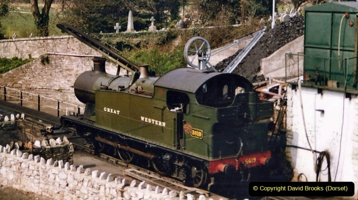 Various dates. (81) The Swanage Railway, Swanage, Dorset. 167