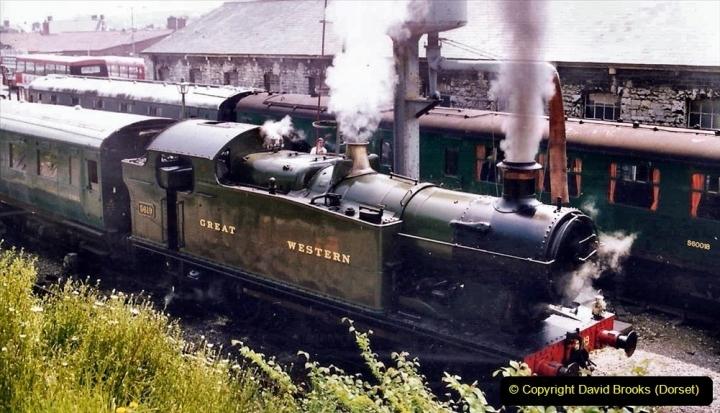 Various dates. (83) The Swanage Railway, Swanage, Dorset. 169