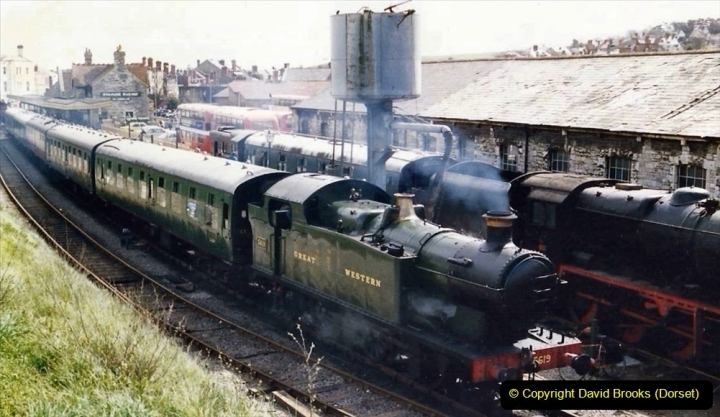 Various dates. (84) The Swanage Railway, Swanage, Dorset. 170