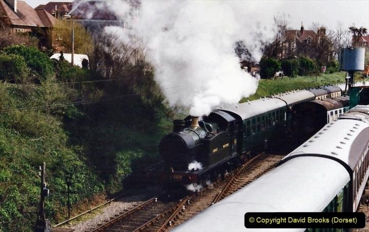 Various dates. (85) The Swanage Railway, Swanage, Dorset. 171