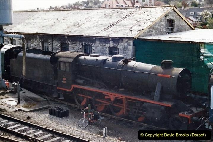 Various dates. (86) The Swanage Railway, Swanage, Dorset. 172