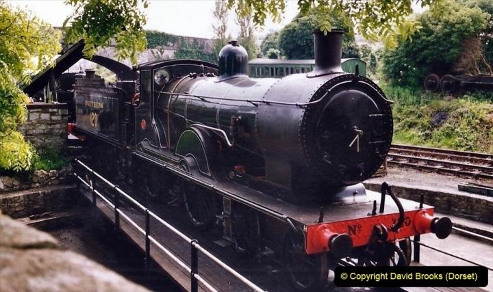 Various dates. (88) The Swanage Railway, Swanage, Dorset. 174