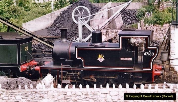 Various dates. (89) The Swanage Railway, Swanage, Dorset. 175