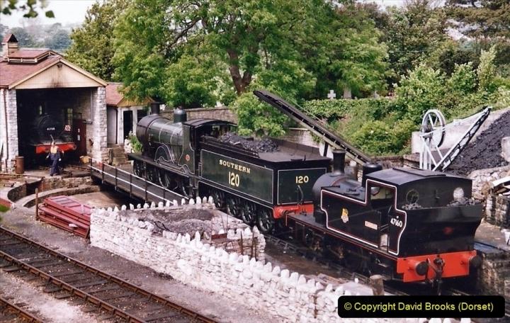 Various dates. (90) The Swanage Railway, Swanage, Dorset. 176