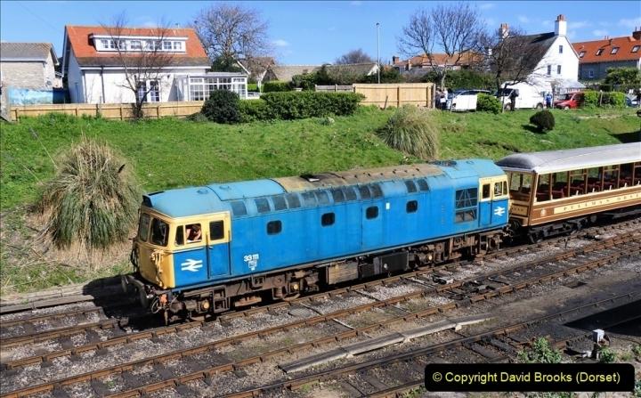 Various dates. (98) The Swanage Railway, Swanage, Dorset. 184