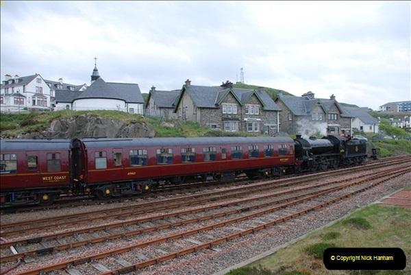 2012-05-30 The Jacobite, Glenfinnan & Oban,  (215)0273