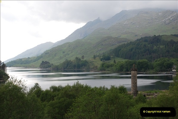 2012-05-30 The Jacobite, Glenfinnan & Oban,  (234)0292