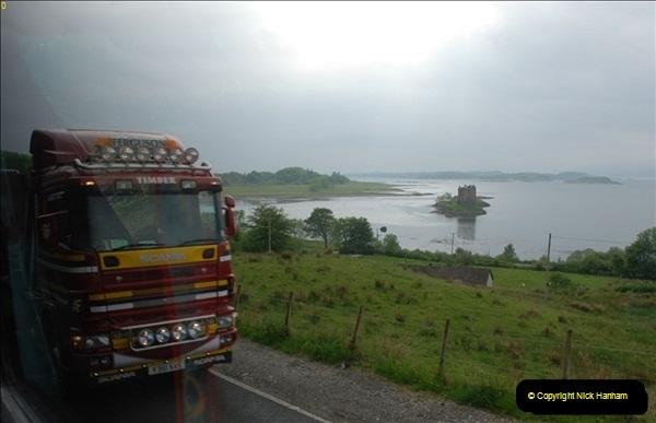 2012-05-30 The Jacobite, Glenfinnan & Oban,  (260)0318