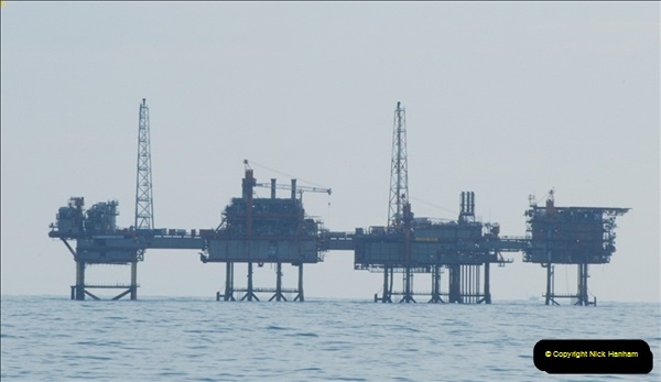 2012-06-02 North Sea Oil & Gas Platforms, Wind Farms & The River Thames.  (2)0556