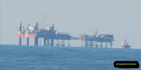 2012-06-02 North Sea Oil & Gas Platforms, Wind Farms & The River Thames.  (21)0575