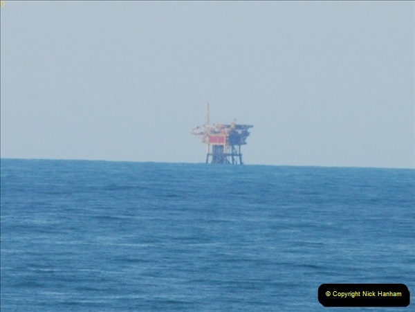 2012-06-02 North Sea Oil & Gas Platforms, Wind Farms & The River Thames.  (7)0561