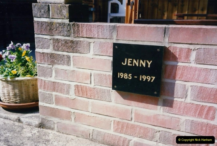 1997 Jenny. (156) Good Bye Dear Friend. 157