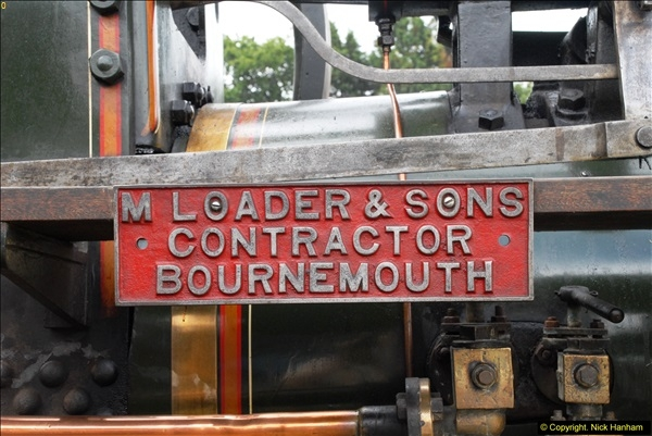 2015-07-04 King's Park, Bournemouth, Vintage Steam Rally 2015.  (18)018