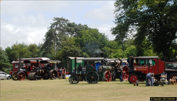 2015-07-04 King's Park, Bournemouth, Vintage Steam Rally 2015.  (180)180