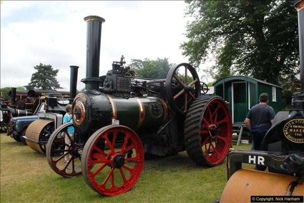 2015-07-04 King's Park, Bournemouth, Vintage Steam Rally 2015.  (21)021