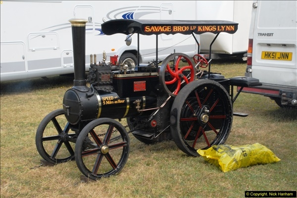 2015-07-04 King's Park, Bournemouth, Vintage Steam Rally 2015.  (44)044