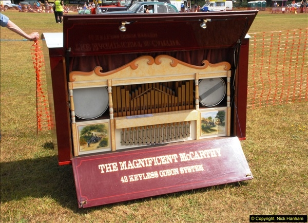 2015-07-04 King's Park, Bournemouth, Vintage Steam Rally 2015.  (49)049