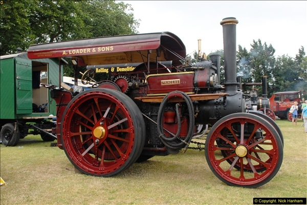 2015-07-04 King's Park, Bournemouth, Vintage Steam Rally 2015.  (5)005