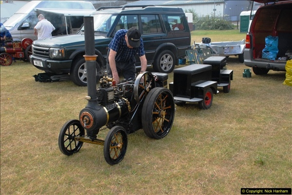 2015-07-04 King's Park, Bournemouth, Vintage Steam Rally 2015.  (54)054