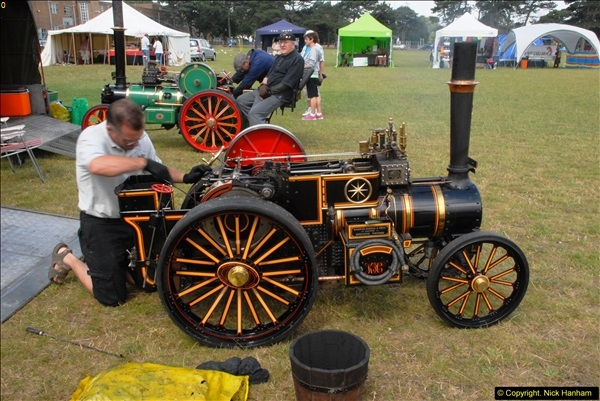 2015-07-04 King's Park, Bournemouth, Vintage Steam Rally 2015.  (55)055