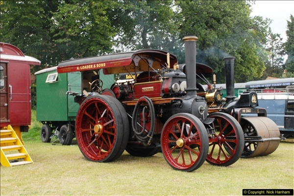 2015-07-04 King's Park, Bournemouth, Vintage Steam Rally 2015.  (6)006