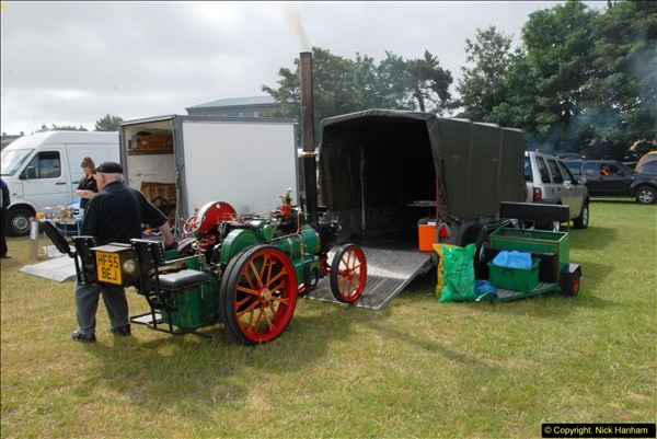 2015-07-04 King's Park, Bournemouth, Vintage Steam Rally 2015.  (62)062