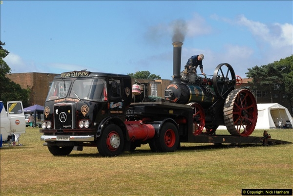 2015-07-04 King's Park, Bournemouth, Vintage Steam Rally 2015.  (94)094