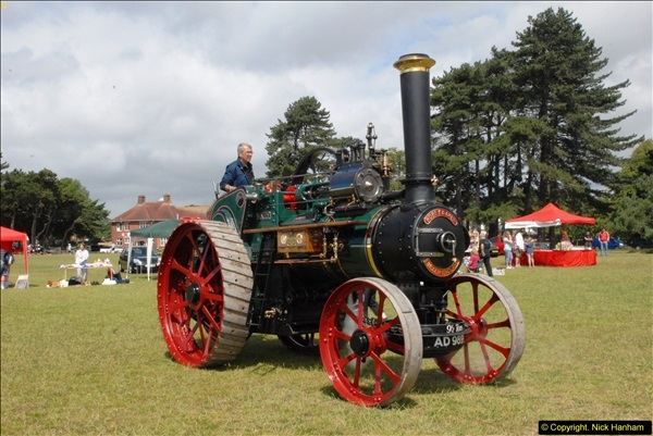 2015-07-04 King's Park, Bournemouth, Vintage Steam Rally 2015.  (97)097
