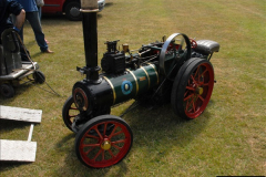 2015-07-04 King's Park, Bournemouth, Vintage Steam Rally 2015.  (60)060