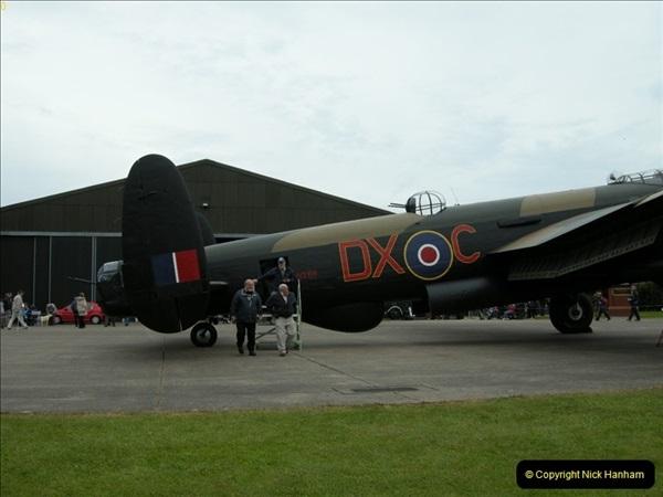2008-05-26 Lancaster 'Just Jane'Taxi Ride.  (129)130