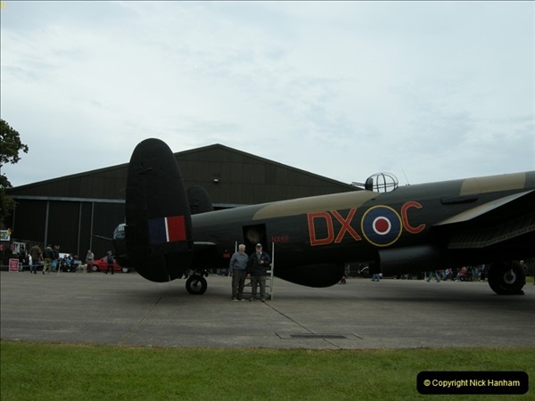 2008-05-26 Lancaster 'Just Jane'Taxi Ride.  (130)131