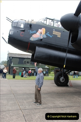 2008-05-26 Lancaster 'Just Jane'Taxi Ride.  (140)141