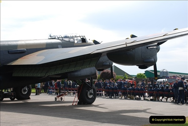 2008-05-26 Lancaster 'Just Jane'Taxi Ride.  (61)062
