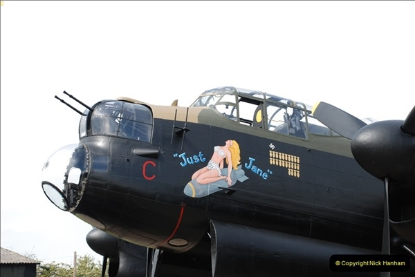 2008-05-26 Lancaster 'Just Jane'Taxi Ride.  (62)063