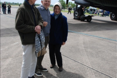 2008-05-26 Lancaster 'Just Jane'Taxi Ride.  (58)059