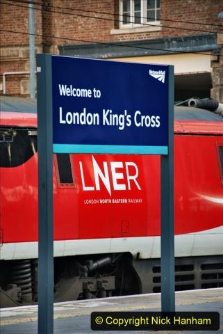 2019-12-15 London. (132) The 007 locomotive. 132