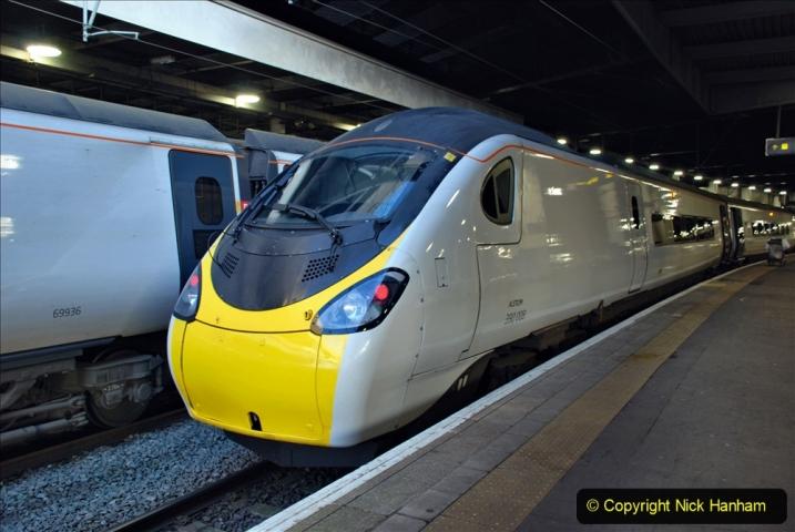 2019-12-15 London. (56) Unbranded Virgin Trains Pendolinos. 056