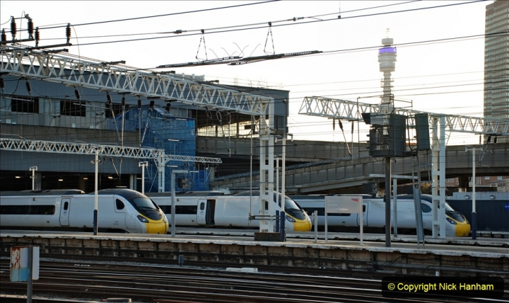 2019-12-15 London. (58) Unbranded Virgin Trains Pendolinos. 058