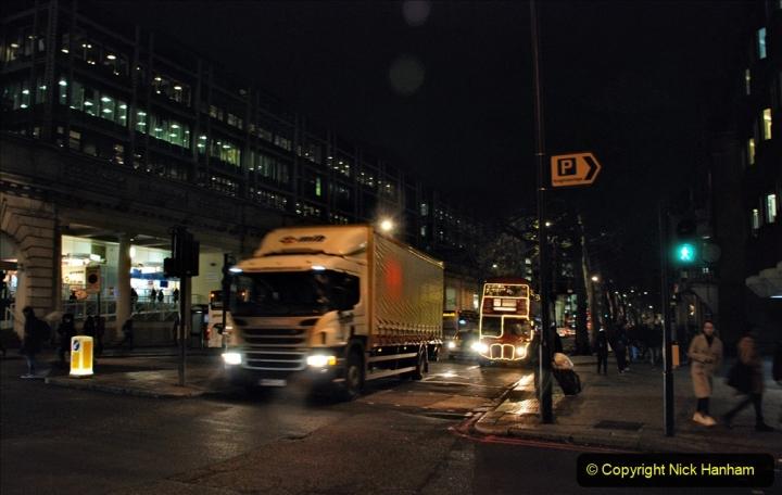 2019-12-16 London. (209) Festive Routemaster. 209