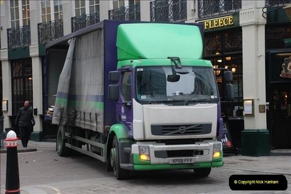 2012-01-25 London Weekend & Canary Wharf.  (80)080