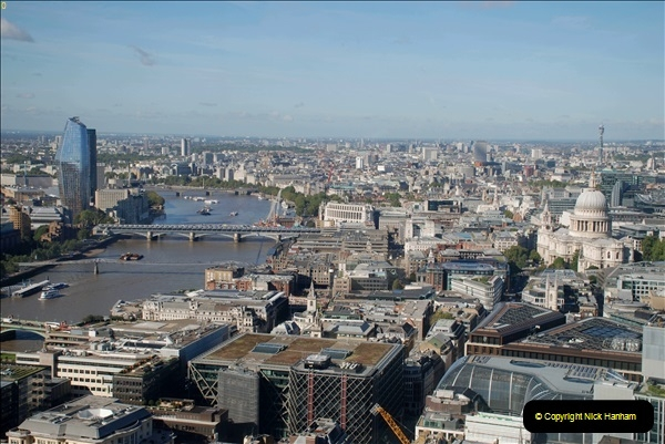 2018-09-24 Central London The Walkie Talkie Sky Garden) and Tower Bridge. (16)016