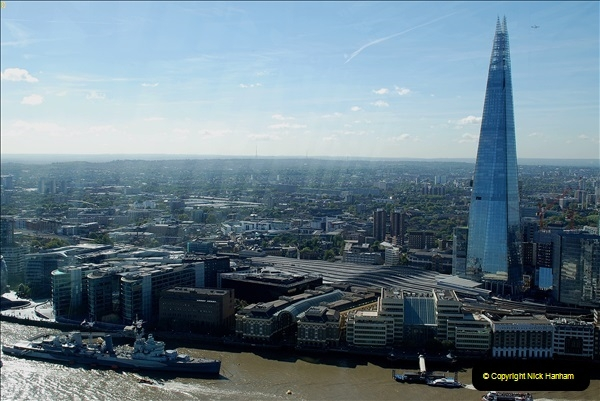 2018-09-24 Central London The Walkie Talkie Sky Garden) and Tower Bridge. (43)043