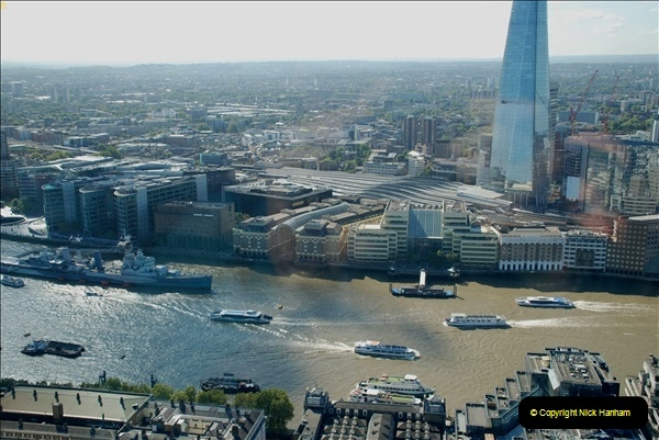 2018-09-24 Central London The Walkie Talkie Sky Garden) and Tower Bridge. (53)053