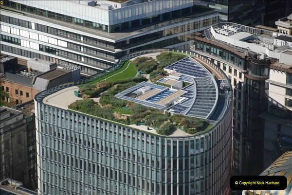 2018-09-24 Central London The Walkie Talkie Sky Garden) and Tower Bridge. (56)056