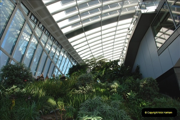 2018-09-24 Central London The Walkie Talkie Sky Garden) and Tower Bridge. (61)061