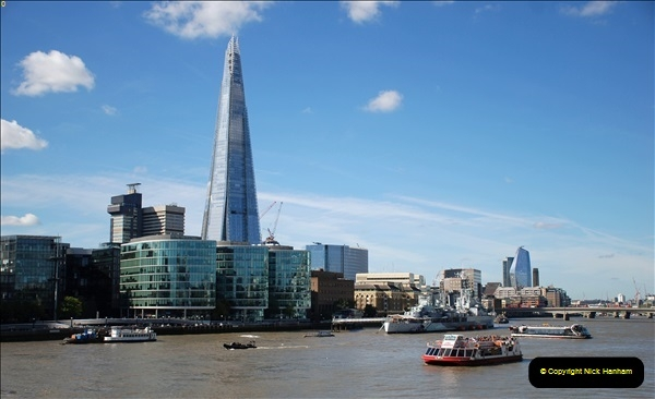 2018-09-24 Central London The Walkie Talkie Sky Garden) and Tower Bridge. (81)081