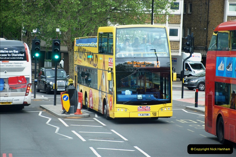 2019-04-29 to 30 Central London. (21) 21